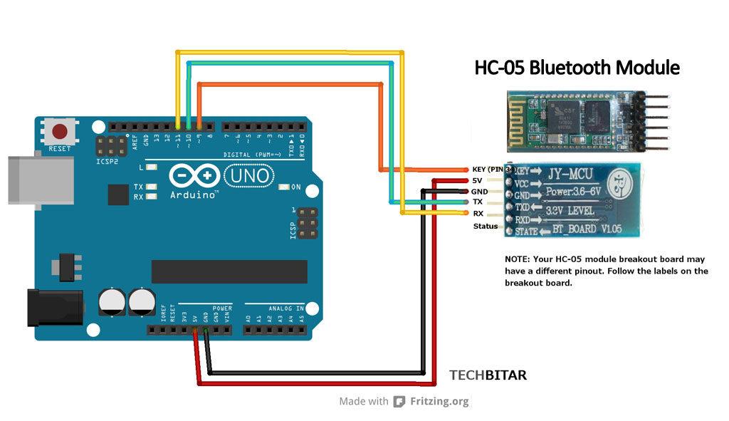 Arduino HC-05