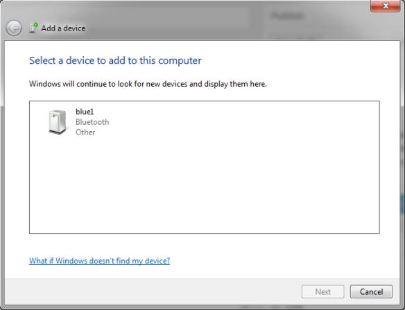 add-a-device-dialog HC-05