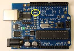 LED PIN13 ARDUINO
