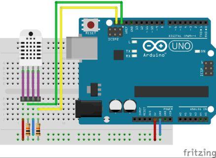 การใช้am2320 Arduino 2