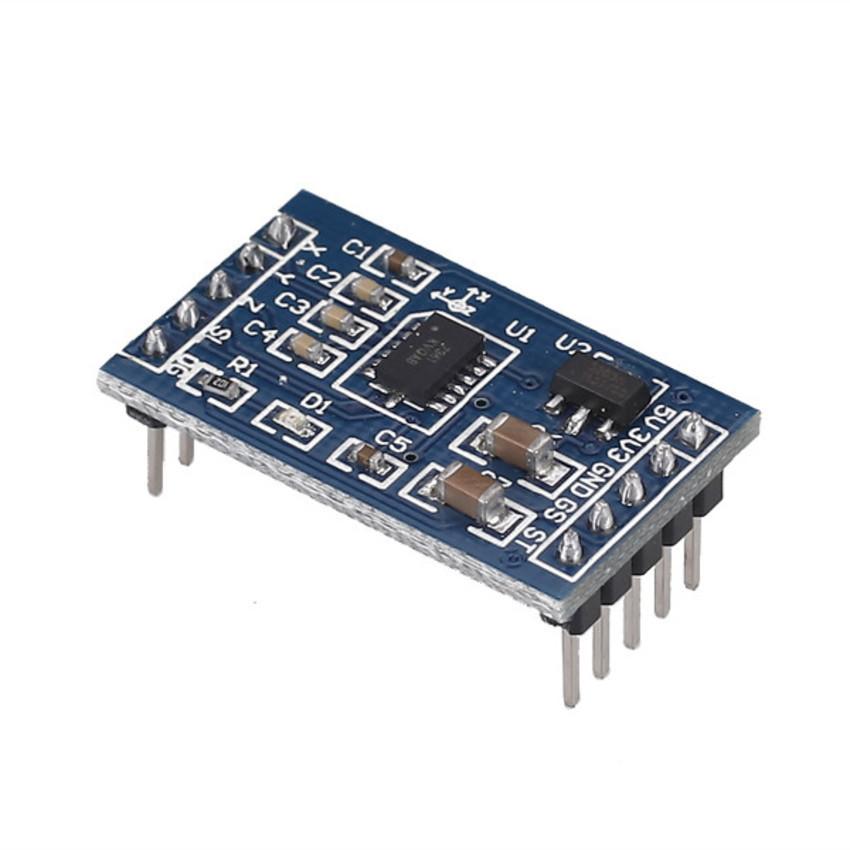 mma7361 arduino